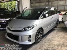 2014 TOYOTA ESTIMA Unreg Toyota estima Aeras Premium 2.4 Cam Keyless 7Speed