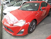 2014 TOYOTA FT-86 GT86 SEMI AUTO LOCAL AP FREE 1 YEAR GMR WARRANTY