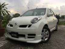 2008 NISSAN MARCH NISSAN MARCH 1.4 (B) IMPUL BODYKIT HSPEC FLOAN 2008