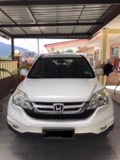 2011 HONDA CR-V 2.0 4WD