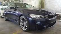 2015 BMW M4 3.0 Convertible Full Spec UK Premium Car