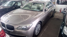 2011 BMW 7 SERIES 740 Li (A)