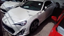 2012 TOYOTA TOYOTA OTHER GT 86 (A)