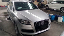 2014 AUDI Q7 3.0 (A) DIESEL S LINE UK UNREG(INCLUSIVE GST AND AP FEE)