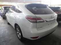 2012 LEXUS RX 270 2.7