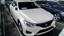 2013 TOYOTA MARK X 2.5 (A) G Japan Unreg (INCLUSIVE GST and AP)