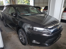 2016 TOYOTA HARRIER NEW CAR WITH POWER BOOT AND SURROUNDING CAMERA(ACTUAL YEAR MAKE 2016)