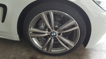 2014 BMW 4 SERIES 435I M Sport Convertible UK Premium Car
