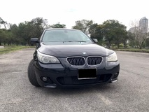 2009 BMW BMW OTHER  E60 525i 2.5 (A) MSPORTS JAPAN SPEC