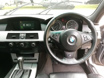 2006 BMW 5 SERIES 525i MSport E60 Tip Top