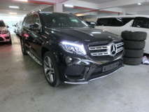 2016 MERCEDES-BENZ GLS GLS350d GLS 350d AMG 3.0 Diesel Turbo Unreg Sunroof 4 Camera Harman Kardon No SST