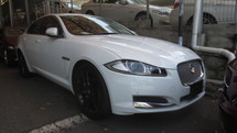 2013 JAGUAR XF PREMIUM LUXURY