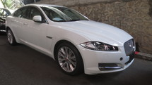 2014 JAGUAR XF LUXURY
