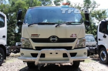 2018 HINO HINO OTHER HINO 3 TON BOX VAN WOODEN