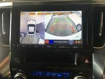 2015 TOYOTA ALPHARD 2.5 SA POWER BOOT 360 VIEW CAMERA