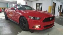 2016 FORD MUSTANG 2.3L (A) Ecoboost Coupe UK Demo Unit