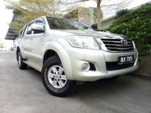 2011 TOYOTA HILUX 3.0 (A) NEW FACELIFT