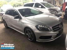 2014 MERCEDES-BENZ A-CLASS 1.6 AMGMEMORY SEATS DAITIME LED LIGHT