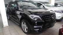 2012 MERCEDES-BENZ ML-CLASS ML350