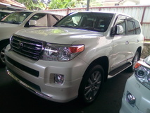 2015 TOYOTA LAND CRUISER ZX SR