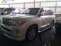 2014 TOYOTA LAND CRUISER ZX