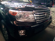 2015 TOYOTA LAND CRUISER ZX BRUNO