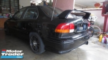 1996 HONDA CIVIC HONDA CIVIC  V-TEC