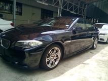 2012 BMW 5 SERIES 520I M SPORT 2.0L