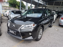 2014 LEXUS RX350 LOCAL SPEC FULLY SERVICE RECORD (ACTUAL YEAR MAKE 2014)