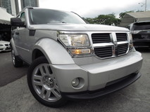 2008 DODGE NITRO 2008 Dodge Nitro 3.7 UNREG SXT SPEC 4X4 WHEEL
