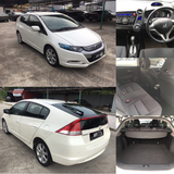 2011 HONDA INSIGHT HYBRID 1.3 (A)