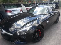 2016 MERCEDES-BENZ GTS AMG GT S 4.0 V8 UNREG BITURBO