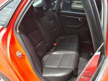 2004 AUDI A4 1.8 B4 TURBO FULL LEATHER SEATS NEW SPORT RED BODY PAINT ONE OWNER NO REPAIR NEED