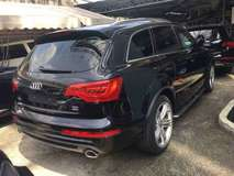 2013 AUDI Q7 3.0 S LINE DIESEL POWER BOOT BOSE SYSTEM MMI2