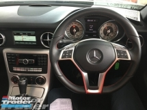 2015 MERCEDES-BENZ SLK AMG 1.8 Turbo Convertible Top 7G
