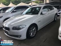 2014 BMW 5 SERIES Unreg BMW 520i turbo 8speed camera keyless Push Start