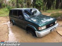 1994 ISUZU TROOPER 4x4