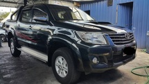 2014 TOYOTA HILUX DOUBLE CAB 2.5G (AT)