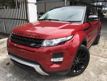 2014 LAND ROVER EVOQUE 2.0 TURBO SI4 DYNAMIC