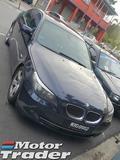 2007 BMW 5 SERIES 2007 525i LCI E60 Japan Spec Recond