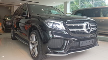2016 MERCEDES-BENZ GL-CLASS GLS350 GLS 350 AMG 3.0L DIESEL TURBO (UNREG) 2016