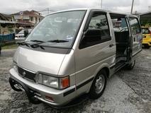 2002 NISSAN VANETTE Windows Van