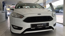 2016 FORD FOCUS 2016 Ford Focus 1.5 TITANIUM REBATE UP TO RM2xK