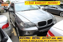 2008 BMW X5 3.0 SPORT (ACTUAL YR MADE 2008 CBU)(GST INCLU)(7 SEAT)(PANAROMIF)(LOW MILE)(VERY TIPTOP)