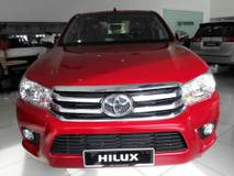 2017 TOYOTA HILUX Hilux 2.4G
