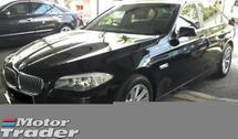 2011 BMW 5 SERIES dark blue