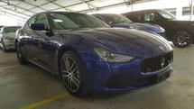 2014 MASERATI GHIBLI 3.0V6 Turbo UK Premium Car