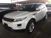 2013 LAND ROVER EVOQUE Unreg Land Rover evoque 2.0 360View Cam Powerboot GST INCLUDE