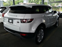 2013 ROVER 200 EVOQUE 2.0 4 RADAR CAMERA POWER BOOT