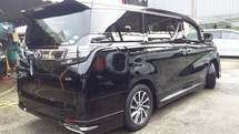 2016 TOYOTA VELLFIRE EXECUTIVE LOUNGE 3.5L (UNREG) 2015